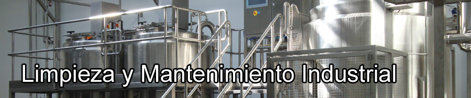 Products for Industrial Cleaning and Maintenance